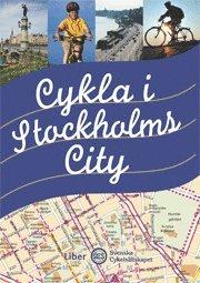 bokomslag Cykla i Stockholms City