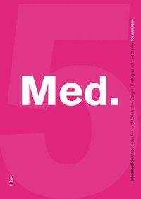 bokomslag Internmedicin, bok med eLabb