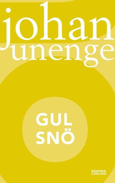bokomslag Gul snö