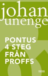bokomslag Pontus 4 steg från proffs