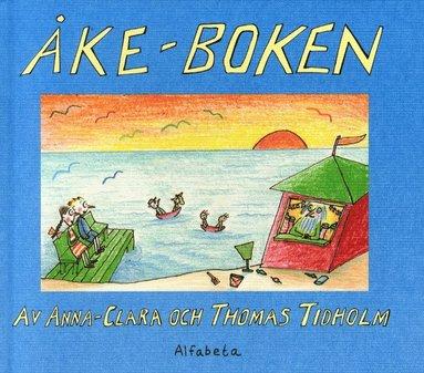 bokomslag Åke-boken