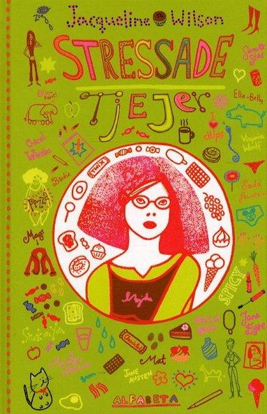 bokomslag Stressade tjejer