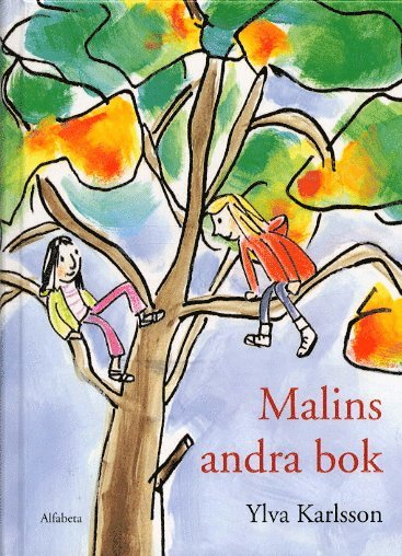 bokomslag Malins andra bok