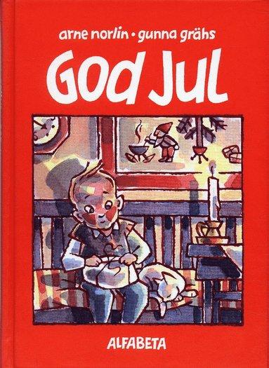bokomslag God Jul