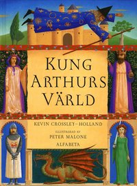 bokomslag Kung Arthurs värld