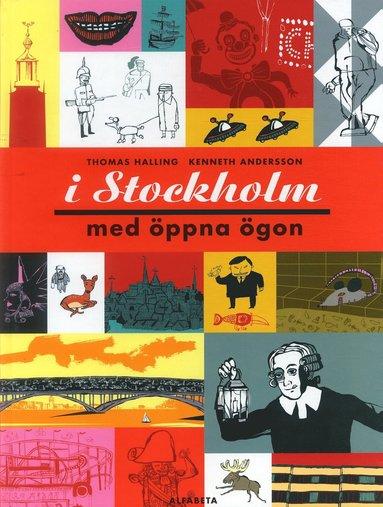 bokomslag I Stockholm med öppna ögon