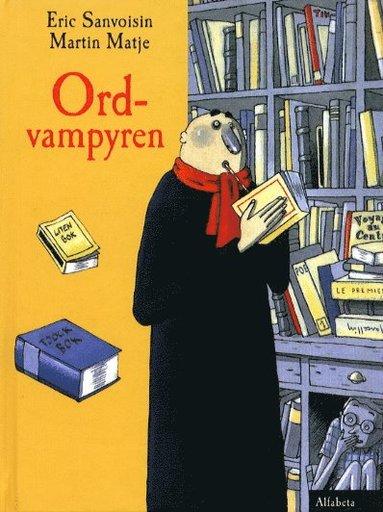 bokomslag Ordvampyren