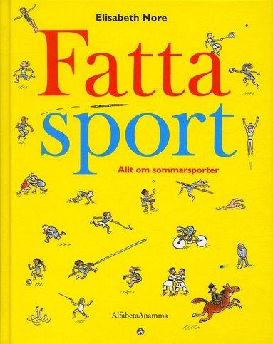 bokomslag Fatta sport