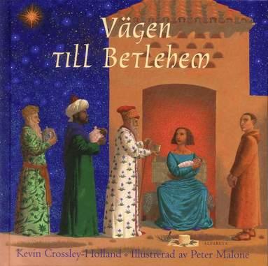 bokomslag Vägen till Betlehem