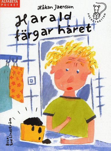 bokomslag Harald färgar håret