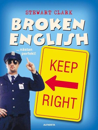 bokomslag Broken English ...nästan perfekt