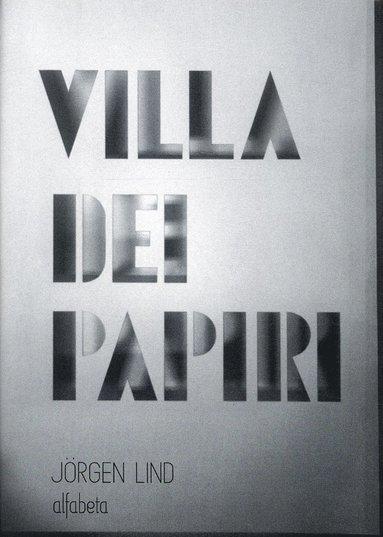 bokomslag Villa dei Papiri