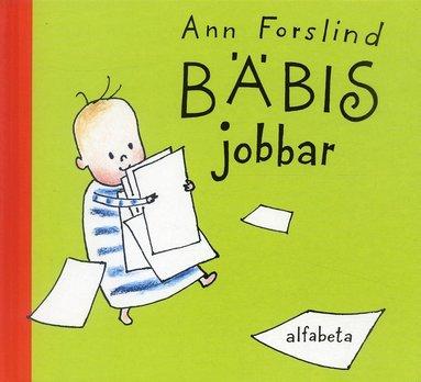 bokomslag Bäbis jobbar