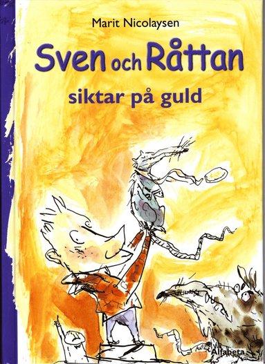 bokomslag Sven och Råttan siktar på guld