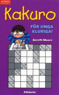 bokomslag Kakuro för unga kluriga