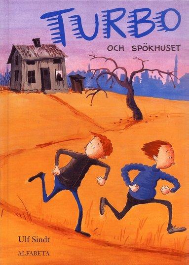bokomslag Turbo och spökhuset