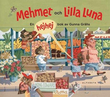 bokomslag Mehmet och lilla Luna