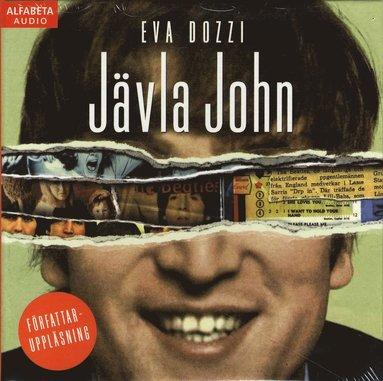 bokomslag Jävla John