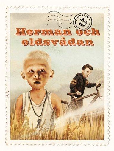 bokomslag Herman och eldsvådan