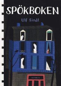 bokomslag Spökboken