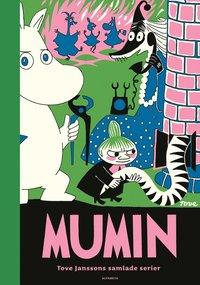 bokomslag Mumin : Tove Janssons samlade serier del 2