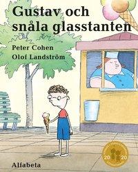 bokomslag Gustav och den snåla glasstanten