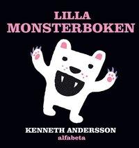 bokomslag Lilla Monsterboken
