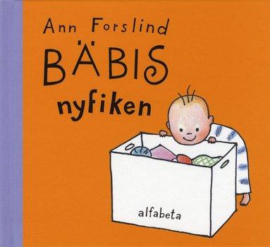 bokomslag Bäbis nyfiken