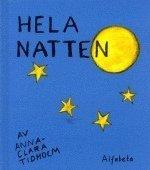 bokomslag Hela natten