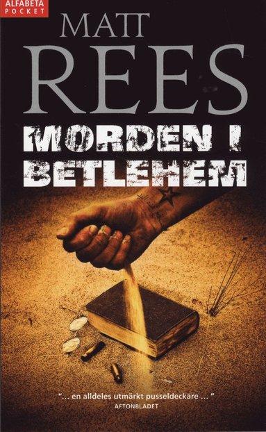 bokomslag Morden i Betlehem