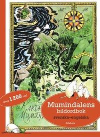 bokomslag Mumindalens bildordbok svenska-engelska