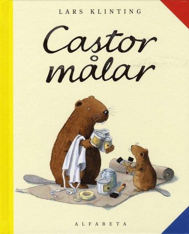 bokomslag Castor målar