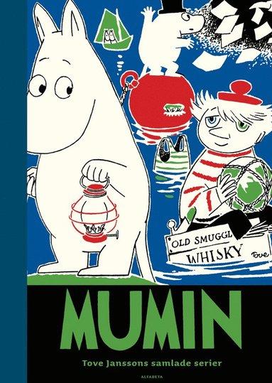 bokomslag Mumin : Tove Janssons samlade serier del 3