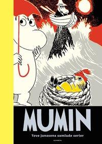 bokomslag Mumin : Tove Janssons samlade serier del 4