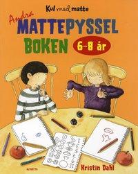 bokomslag Andra Mattepysselboken 6-8 år
