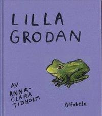 bokomslag Lilla grodan