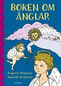 bokomslag Boken om änglar