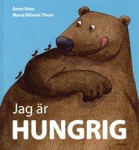 bokomslag Jag är hungrig