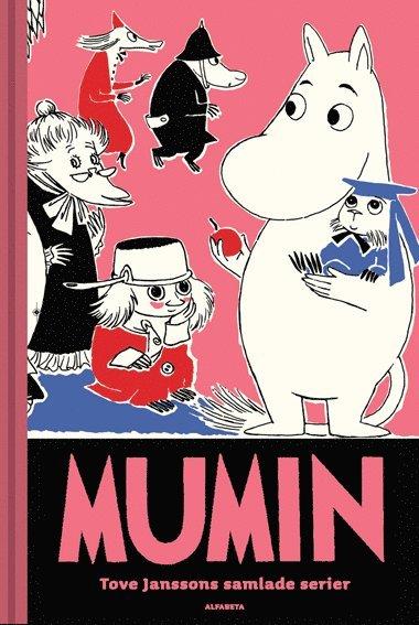bokomslag Mumin : Tove Janssons samlade serier del 5