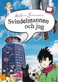 bokomslag Svindelmannen och jag