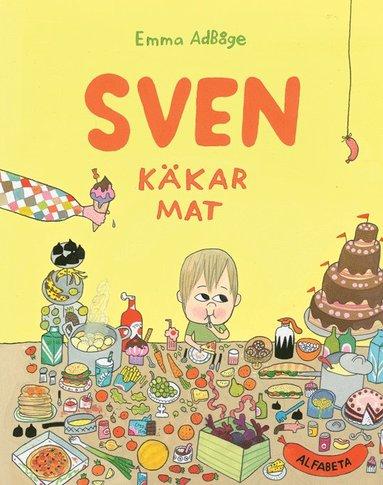 bokomslag Sven käkar mat
