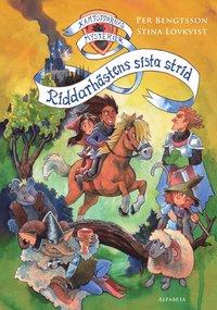 bokomslag Riddarhästens sista strid