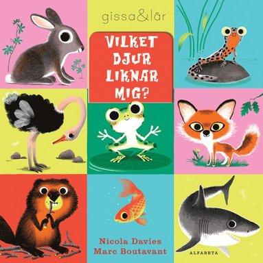 bokomslag Vilket djur liknar mig?