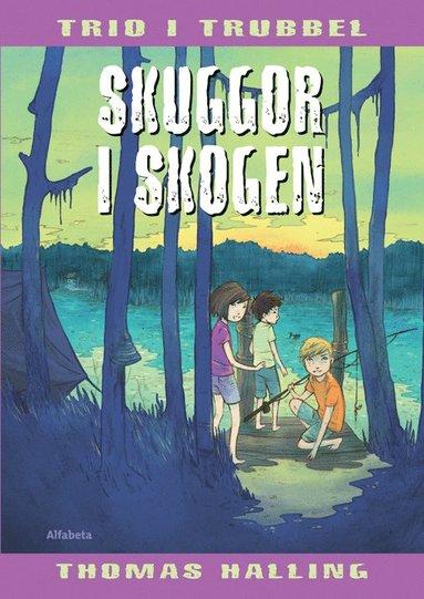 bokomslag Skuggor i skogen