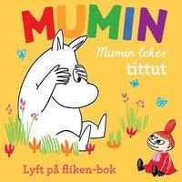 bokomslag Mumin leker tittut