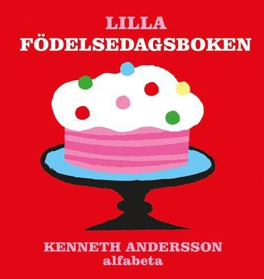 bokomslag Lilla födelsedagsboken