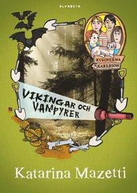 bokomslag Vikingar och vampyrer