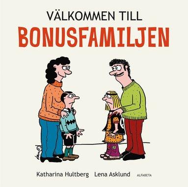 bokomslag Välkommen till bonusfamiljen