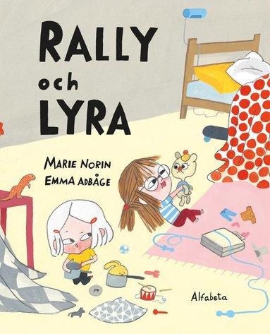 bokomslag Rally och Lyra