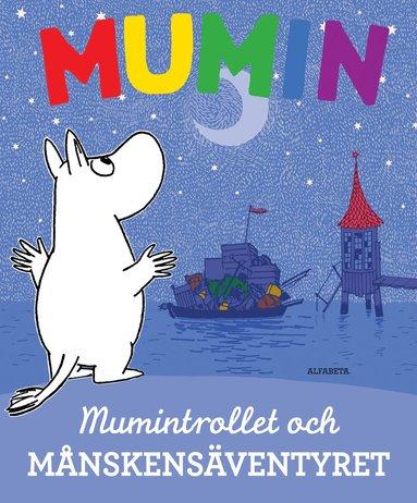 bokomslag Mumintrollet och månskensäventyret